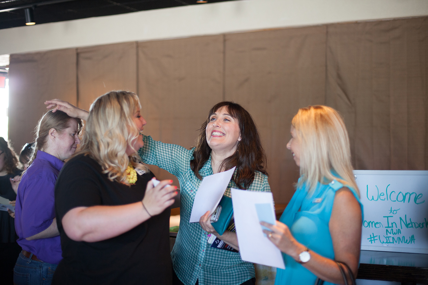 Women In Networking NWA-June 15th Lunch-Let's Connect!